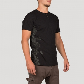 \'\'Abu\'\' t-shirt, Black