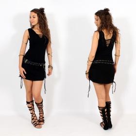 \'\'Alchemy\'\' dress, Black