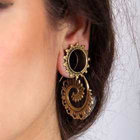 \'\'Asha\'\' ear jewel
