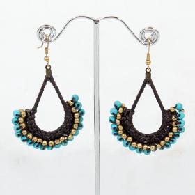 \\\'\\\'Asmaa\\\'\\\' earrings