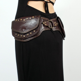 \\\'\\\'B2B\\\'\\\' moneybelt, Brown