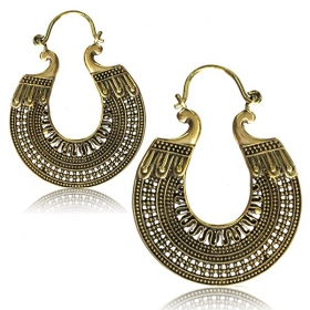 \'\'Balihé\'\' earrings