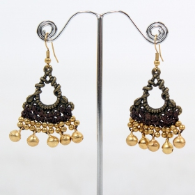 \\\'\\\'Dalila\\\'\\\' earrings