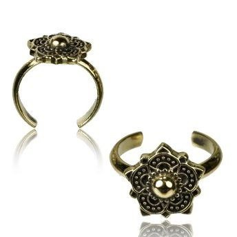 \'\'Enakshi\'\' toe ring