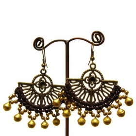 \\\'\\\'Esra\\\'\\\' earrings