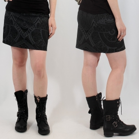 \'\'Ishtar Africa\'\' Skirt, Black