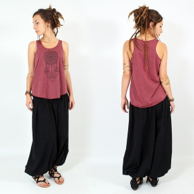 \\\'\\\'Layto\\\'\\\' harem pants, Black