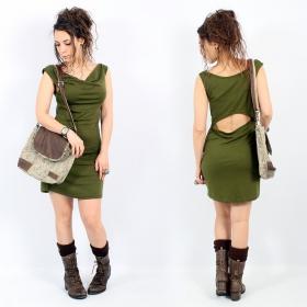 \'\'May-Lï\'\' dress, Olive