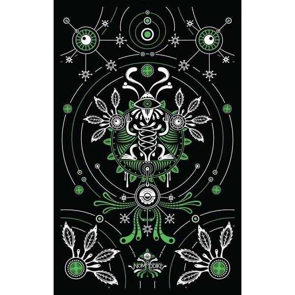 \\\'\\\'Mystical Creature\\\'\\\' Nomaddikt hanging