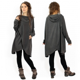 "Jersey Witch ""Inika"", Gris oscuro, talla única"