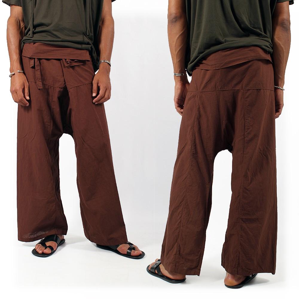 """Pantalones anchos """"Thaï"""", en muchos colores"""