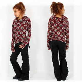 Pantalones Molecule 45062, Negro