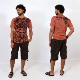 """Camiseta """"Bali Dragon"""", naranja"""
