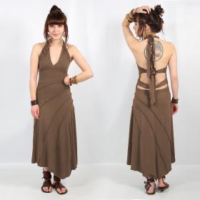 "Vestido ""Kaylah, Taupe oscuro"