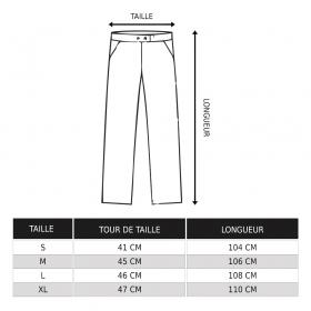Pantalones Molecule 45030, Negros