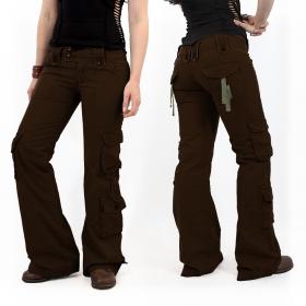 Pantalones Molecule 45062, Marrón
