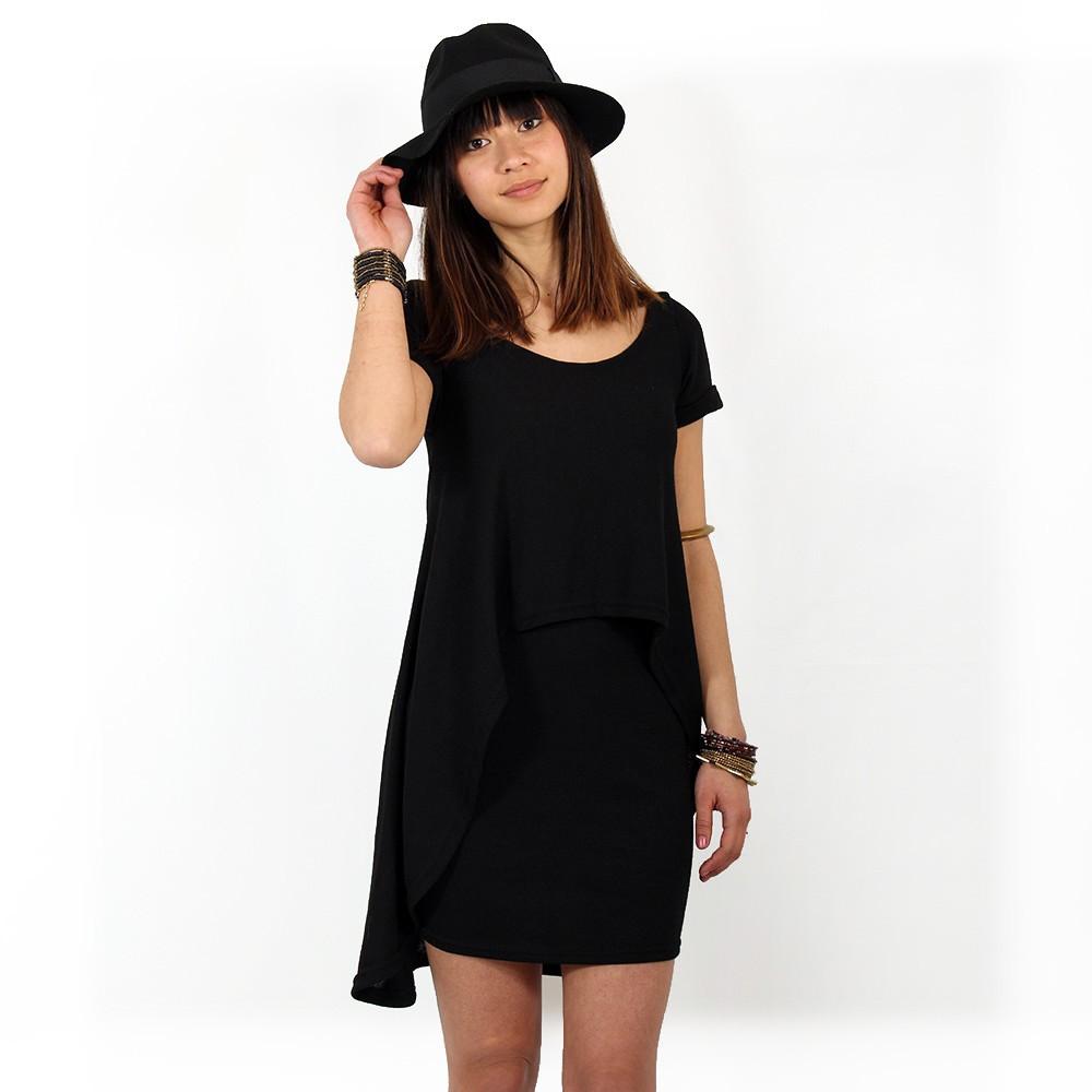 "Vestido ""Minjary"", Negro"