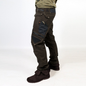 "Pantalones ""Alternative"", Marrón oscuro"