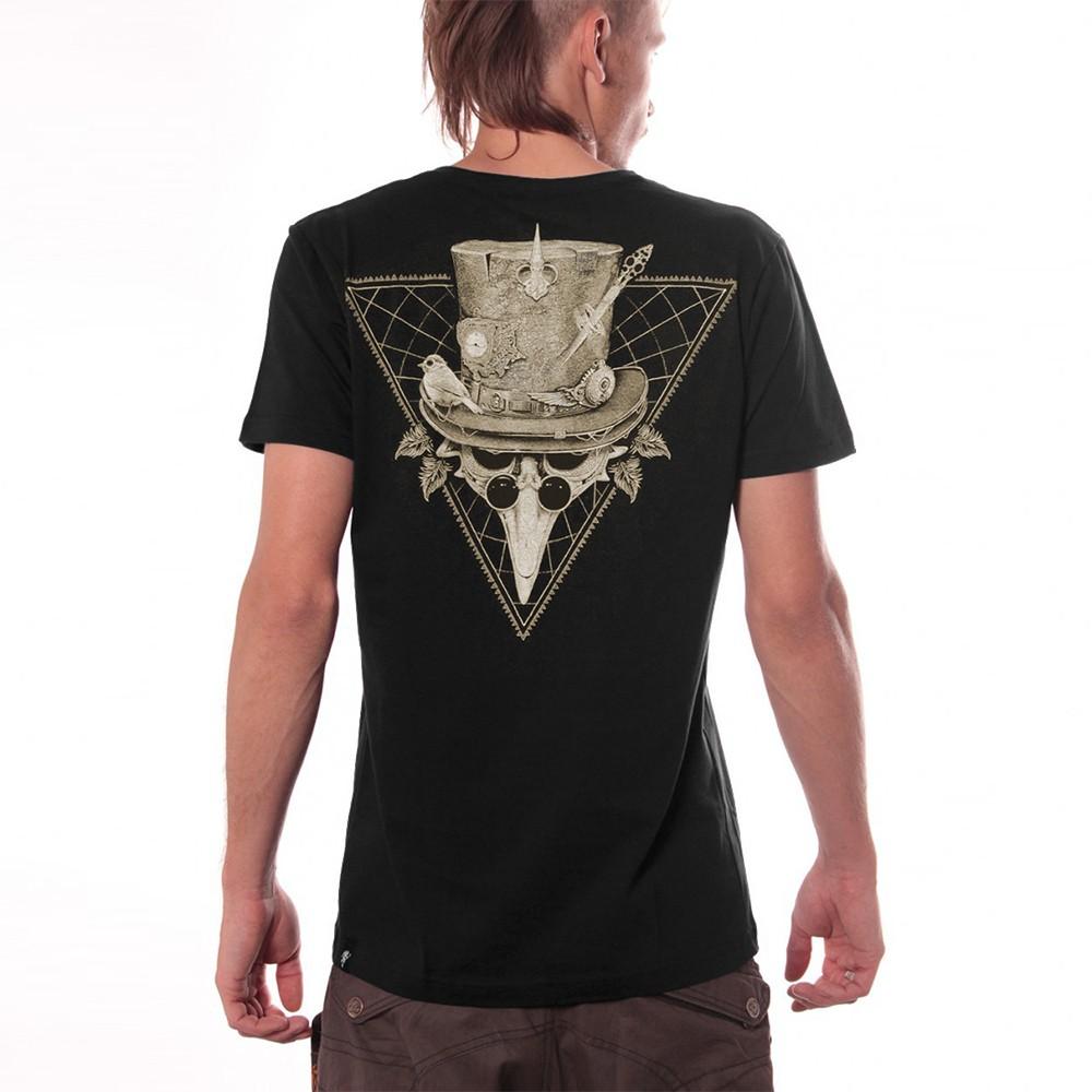 """Camiseta """"Pirate"""", Negro"""