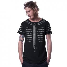 """Camiseta """"Desert Rider"""", Negro"""