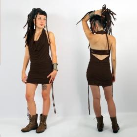 """Vestido-túnica """"Vaapas"""", Marrón"""