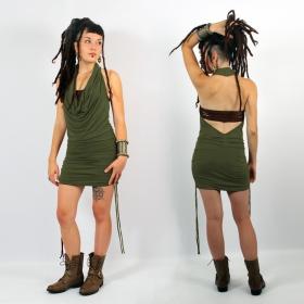 """Vestido-túnica """"Vaapas"""", Caqui"""