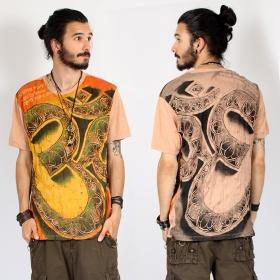 "Camiseta ""Giant ohm"", Naranja claro"