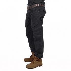 "Pantalones ""Adven"", Negro"
