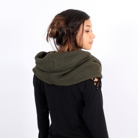 "Snood ""Infinity"", Caqui"