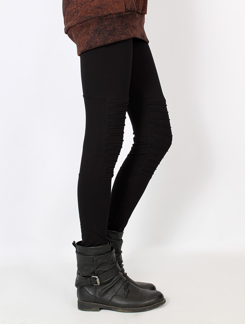 "Leggings largos ""Lilith"", Negro"