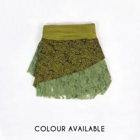"Vestido ""Tarmy"", Verde musgo"
