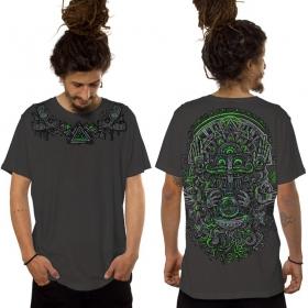 "Camiseta ""Magi"", Gris oscuro"