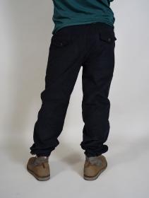 """Pantalones de pana """"Soneeya"""", Negro"""