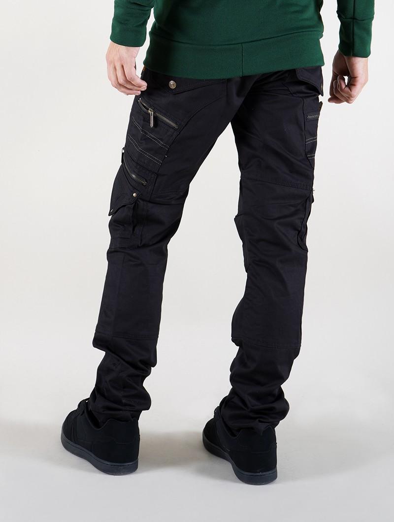 "Pantalones ""Alternative"", Negro"