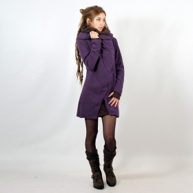 \'\'Panimya\'\' cardigan, Purple
