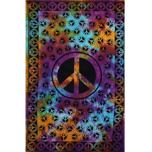 \'\'Peace\'\' hanging, Multicolor