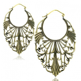 \'\'Saiichi\'\' earrings