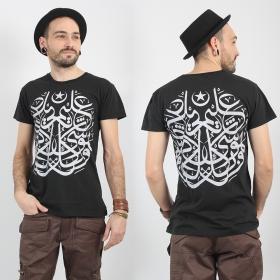\'\'Star\'\' t-shirt, Black