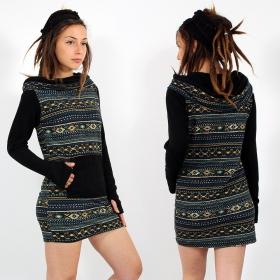 \'\'Suwanna Pirun\'\' dress, Black