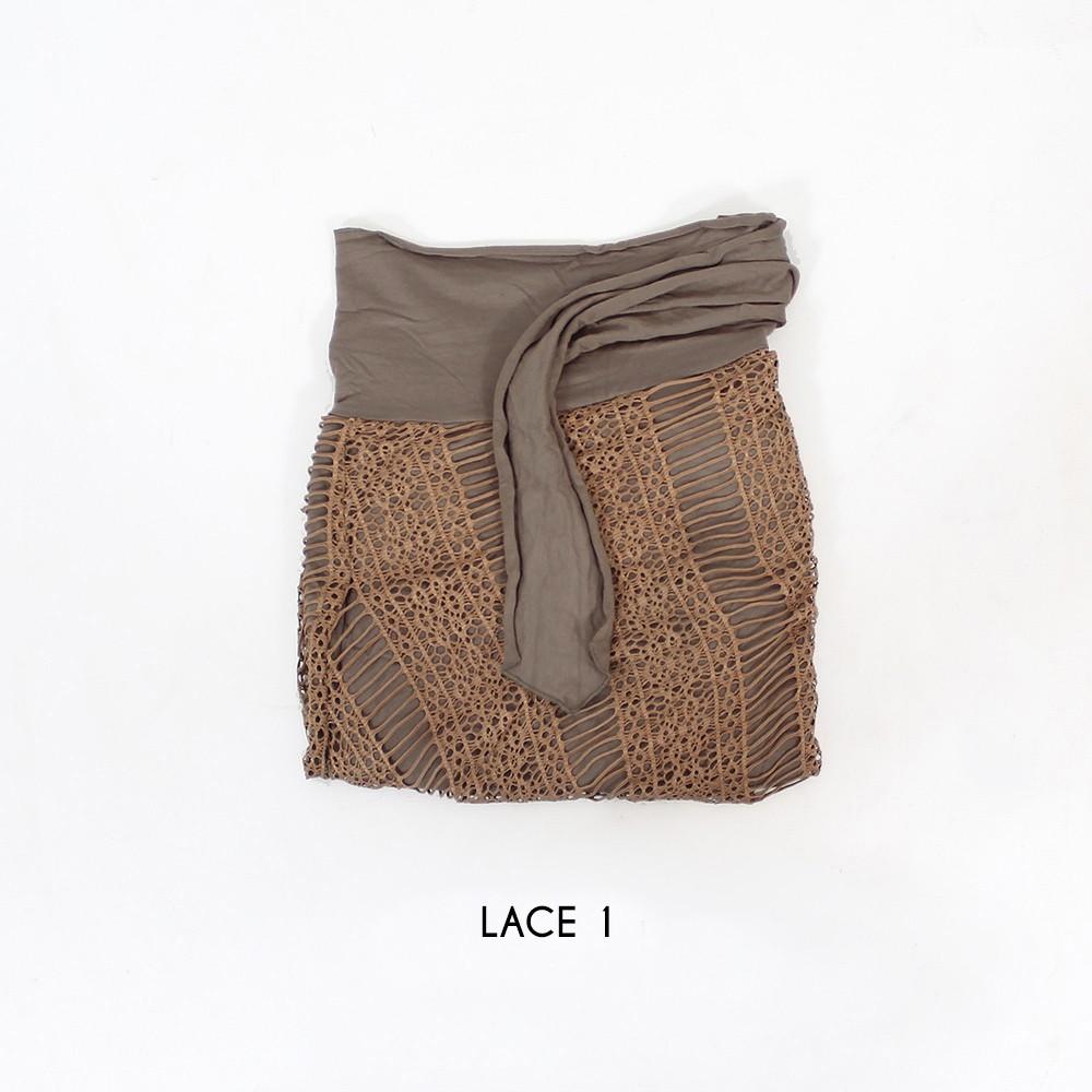\'\'Syrada\'\' 2in1 Skirt/Tunic, Mole