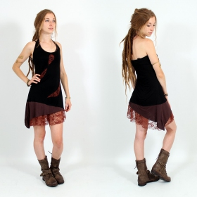 \\\'\\\'Tarmy\\\'\\\' dress, Pain black brown