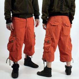 3/4 Molecule Pants 45056, Orange