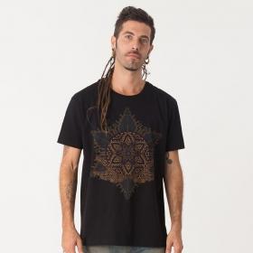 "\""Anahata\"" t-shirt, Black"