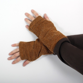 "Arm warmers for men ""MadMaxx\"", Rusty"