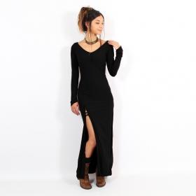 """Aryäa"" dress, Black"