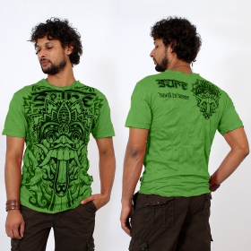 "\""Bali dragon\\\"" t-shirt, Green"