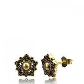 Brass Earring \\\