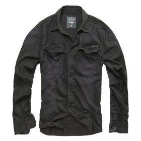 """Camisa \""""Hardee\"""", Negro"""