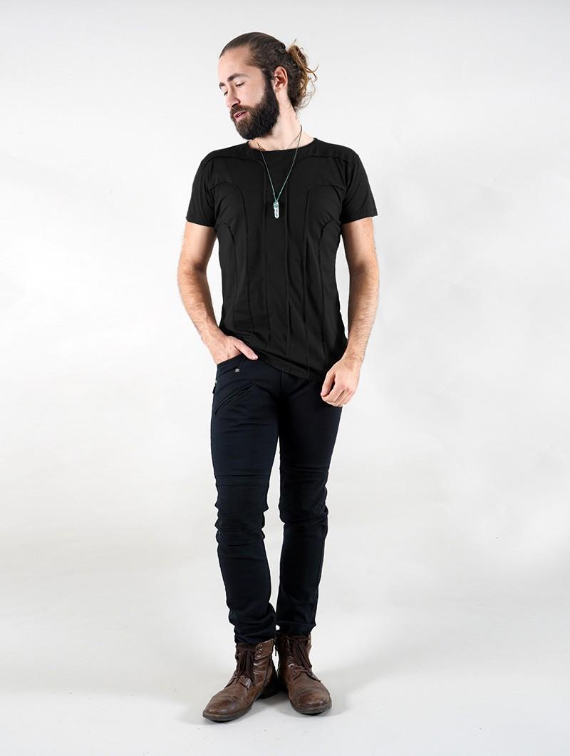 """Camiseta \""""Agoria\"""", Negro"""