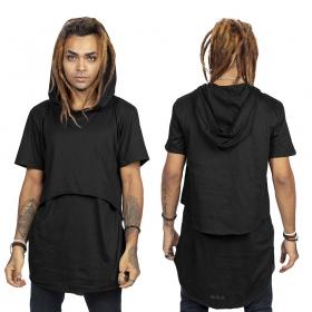 """Camiseta \""""Benedikt\"""", Negro"""